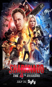 فيلم Sharknado 4 The 4th Awakens 2016 مترجم