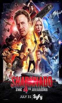 فيلم Sharknado 4 The 4th Awakens 2016 مترجم