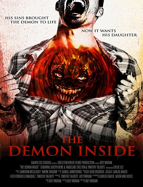فيلم The Demon Inside 2017 مترجم اون لاين