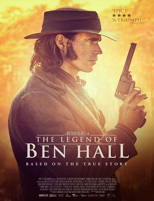 فيلم The Legend of Ben Hall 2016 HD مترجم