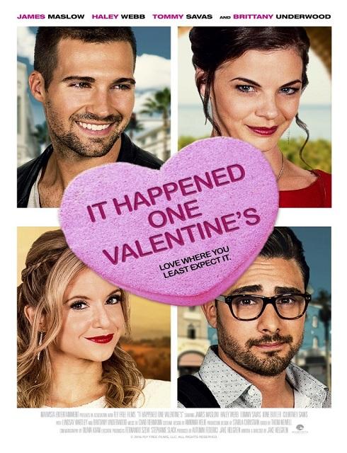 فيلم It Happened One Valentines 2017 HD مترجم اون لاين