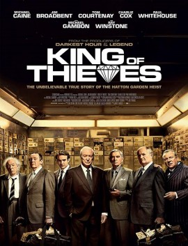 فيلم King of Thieves 2018 مترجم