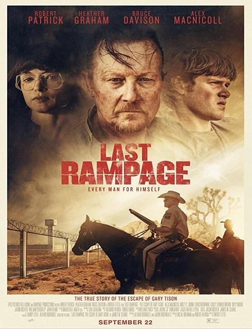 فيلم Last Rampage 2017 مترجم اون لاين