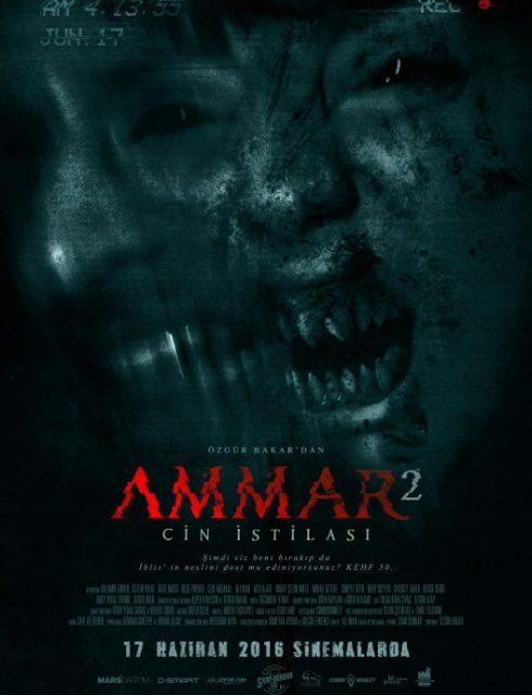 فيلم Ammar 2 Cin Istilasi 2016 مترجم اون لاين