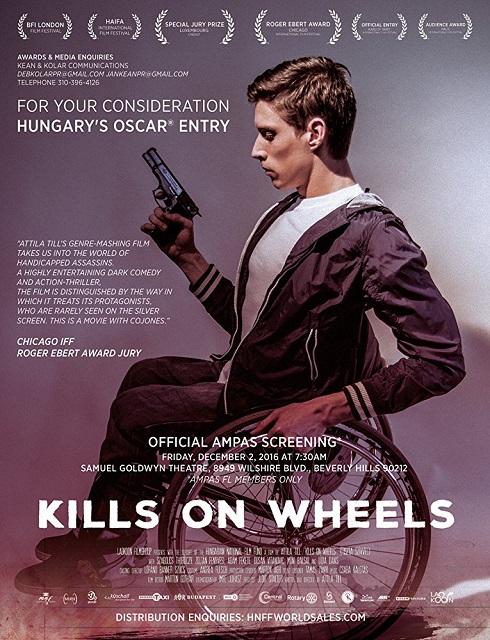 فيلم Kills on Wheels 2016 مترجم اون لاين