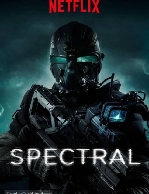 مشاهدة فيلم Spectral 2016 مترجم اون لاين
