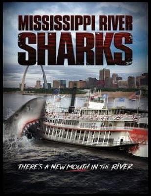 فيلم Mississippi River Sharks 2017 مترجم اون لاين