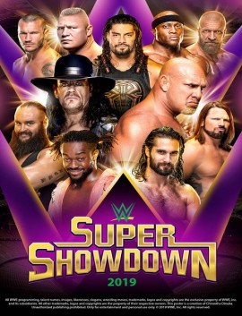 عرض WWE Super ShowDown 2019 مترجم