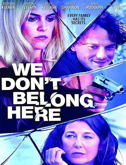 فيلم We Dont Belong Here 2017 HD مترجم اون لاين