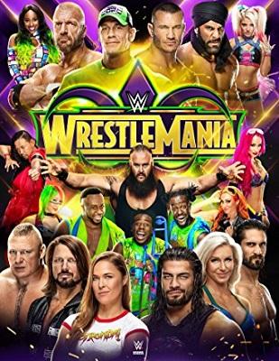 عرض الرسلمينيا WWE WrestleMania 34 2018 مترجم مترجم اون لاين