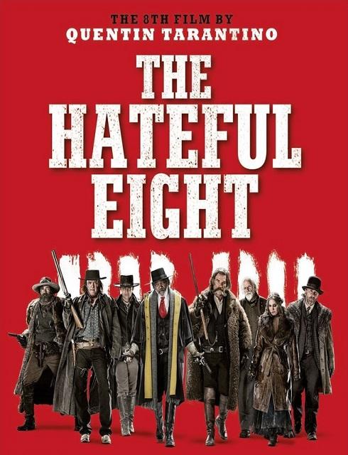 فيلم The Hateful Eight 2015 مترجم اون لاين