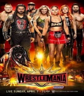 عرض الرسلمينيا WWE WrestleMania 35 2019 مترجم