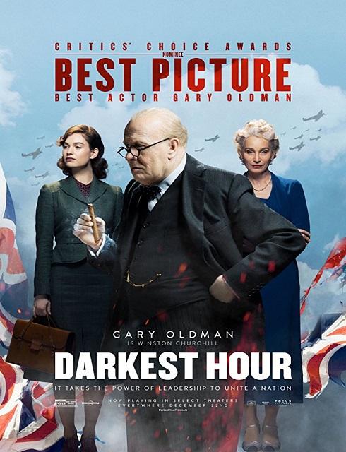 فيلم Darkest Hour 2017 مترجم اون لاين
