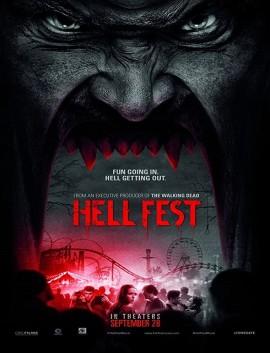 فيلم Hell Fest 2018 مترجم اون لاين