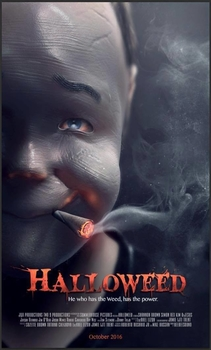مشاهدة فيلم Halloweed 2016 مترجم اون لاين