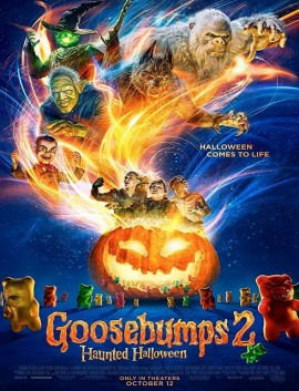 فيلم Goosebumps 2 Haunted Halloween 2018 مترجم