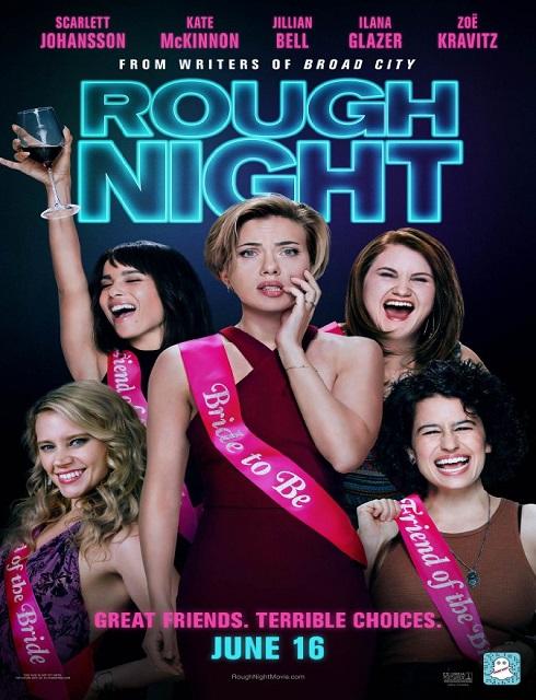 فيلم Rough Night 2017 HD مترجم اون لاين