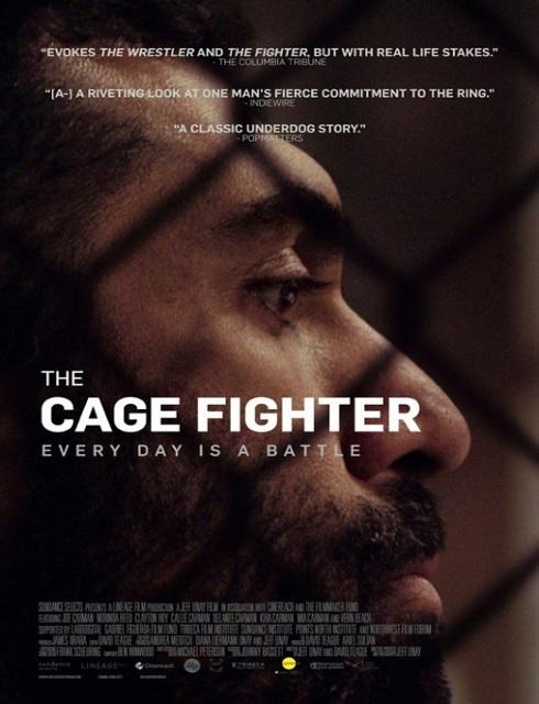 فيلم The Cage Fighter 2017 مترجم اون لاين