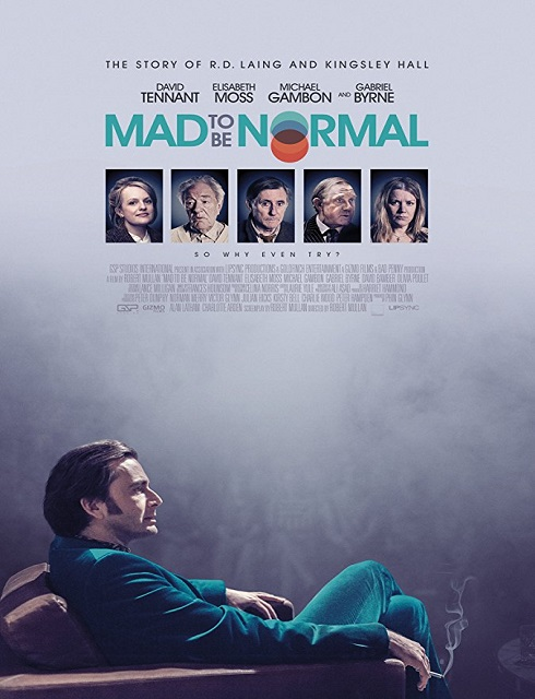 فيلم Mad to Be Normal 2017 مترجم اون لاين