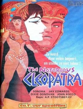 فيلم The Notorious Cleopatra 1970 اون لاين للكبار فقط