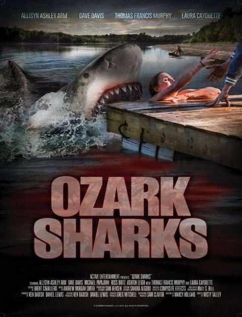 فيلم Ozark Sharks 2016 HD مترجم اون لاين
