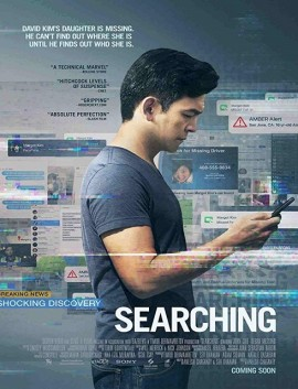 فيلم Searching 2018 مترجم اون لاين