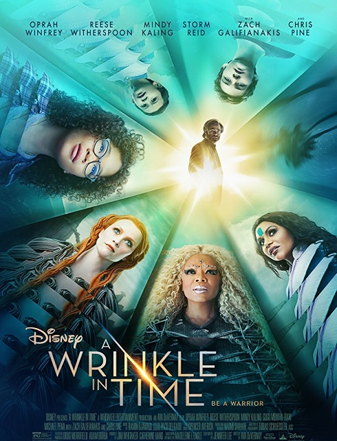 فيلم A Wrinkle in Time 2018 مترجم اون لاين