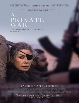 فيلم A Private War 2018 مترجم