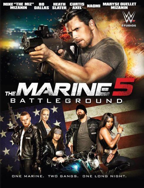 فيلم The Marine 5 Battleground 2017 مترجم اون لاين