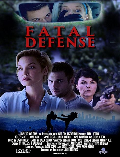 فيلم Fatal Defense 2017 مترجم اون لاين