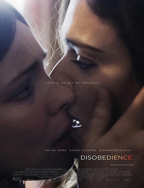 مشاهدة فيلم Disobedience 2017 مترجم اون لاين