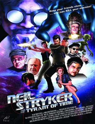 فيلم Neil Stryker and the Tyrant of Time 2017 مترجم اون لاين