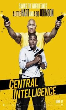 فيلم 2016 Central Intelligence مترجم اون لاين
