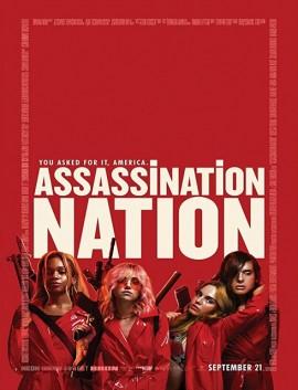فيلم Assassination Nation 2018 مترجم اون لاين