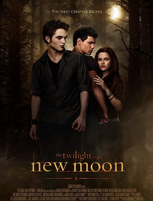 فيلم The Twilight Saga New Moon 2009 مترجم اون لاين