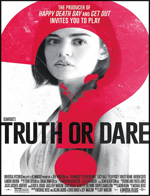 فيلم Truth or Dare 2018 مترجم اون لاين