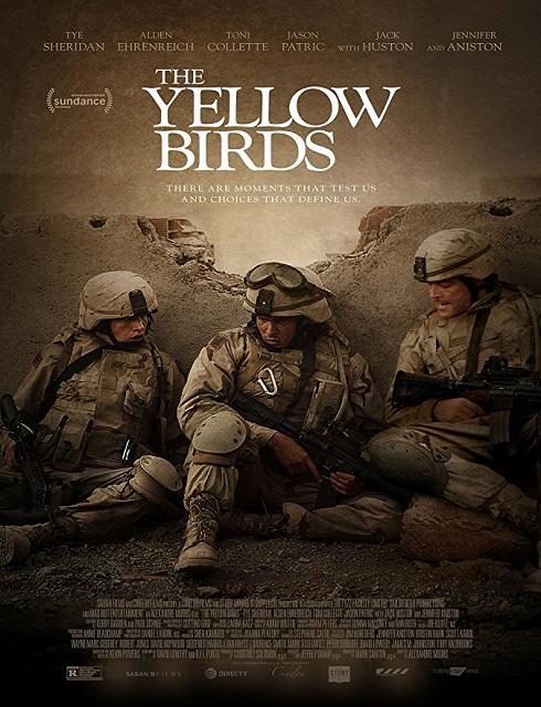 فيلم The Yellow Birds مترجم اون لاين