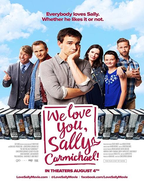 فيلم We Love You Sally Carmichael 2017 مترجم اون لاين