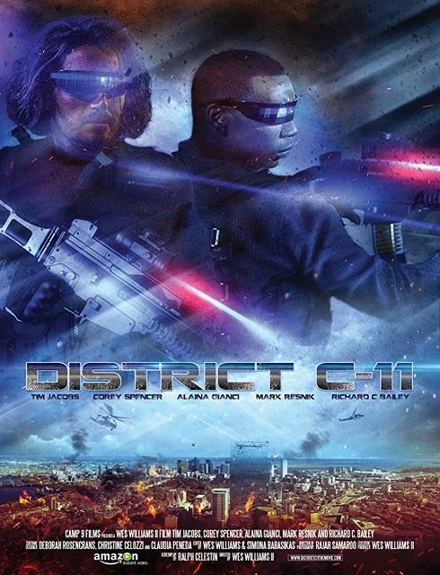 فيلم District C11 2017 مترجم اون لاين