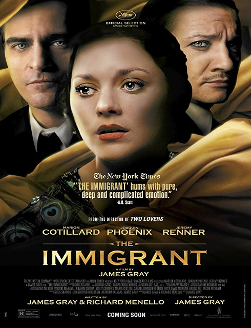 فيلم The Immigrant 2013 مترجم اون لاين