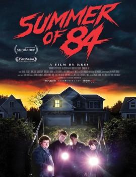 فيلم Summer of 84 2018 مترجم اون لاين