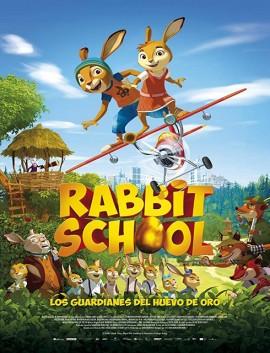 فيلم Rabbit School Guardians of the Golden Egg 2017 مترجم اون لاين