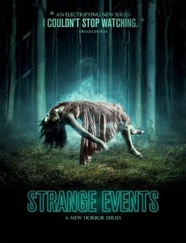 فيلم Strange Events 2017 مترجم اون لاين