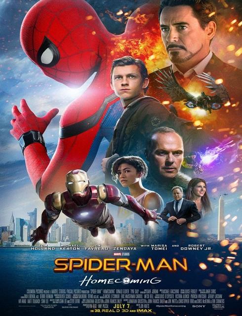فيلم Spider Man Homecoming 2017 مترجم