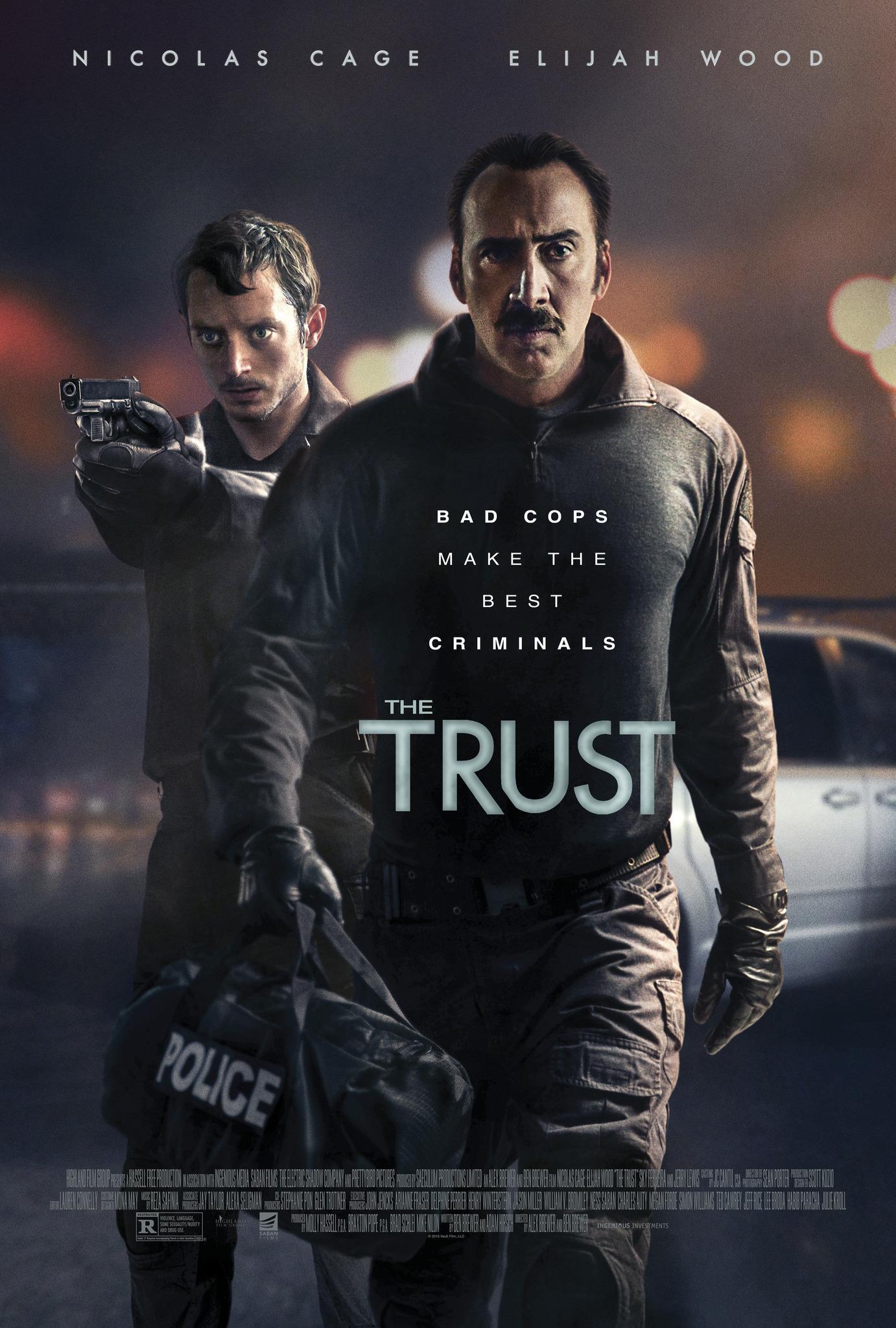 فيلم The Trust 2016 مترجم اون لاين