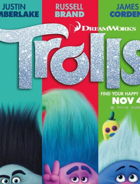 مشاهدة فيلم Trolls 2016 مترجم