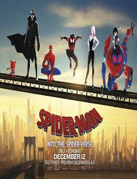 فيلم Spider Man Into the Spider Verse 2018 مترجم