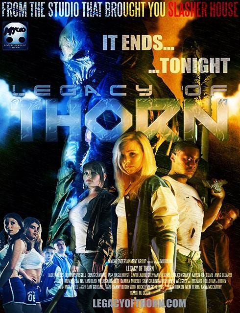 فيلم Legacy of Thorn 2016 مترجم اون لاين