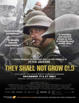 فيلم They Shall Not Grow Old 2018 مترجم