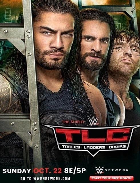 عرض WWE TLC 2017 مترجم اون لاين كامل HD
